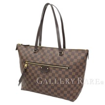 LOUIS VUITTON Iena MM Damier Ebene N41013 Shoulder Bag France Authentic ... - $1,242.09