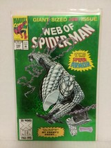 WEB OF SPIDER-MAN #100 - FIRST SPIDER ARMOR - FREE SHIPPING - $14.03