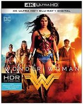 Wonder Woman (4K Ultra HD + Blu-ray) (2017)