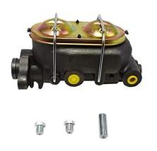 A-Team Performance 4-Port Cast Iron Corvette Style Master Cylinder Disc/Drum Dis