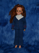 VINTAGE IDEAL CRISSY DOLL  - $20.00
