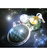 HAUNTED NECKLACE THE MASTER WITCH'S BREW MANY GIFTS SECRET POWERS  OOAK ... - $9,197.77
