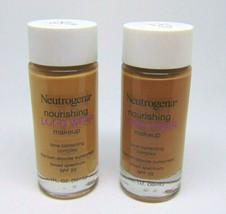 Neutrogena Nourishing Long Wear Makeup 1.0Fl.oz/30ml Choose Shade - $8.50