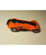 Hot Wheels Gearonimo Orange Track Stunts Diecast Car Mattel 2011 - $5.99