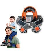 Child Shoulder Carrier Baby Saddle Toddler Hiking Backpack Baby Ankle St... - $52.97