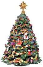 The San Francisco Music Box Company Jingle Bell Rotating Christmas Tree ... - $60.81