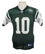 Reebok New York Jets Chad Pennington #10 Jersey NFL Football Youth Sz L ... - $14.49