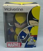 Marvel Comics WOLVERINE X-MEN MIGHTY MUGGS VINYL FIGURE TOY NEW - $19.80