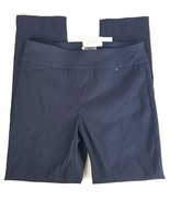 Charter Club Petites 8P Cambridge Slim Tummy Slimming Black Dress Pants NWT - $22.43