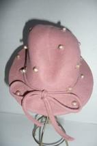 Vintage delle Donne New York Doll Child Hat - $17.82