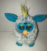 "Hasbro Furby BOOM ""A Mind Of Its Own"" Talking 2012 Teal and Gray - $27.95"