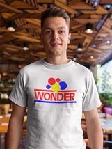 Wonder Bread T-shirt retro Matthew McConaughey Ed TV retro brand cotton tee image 2