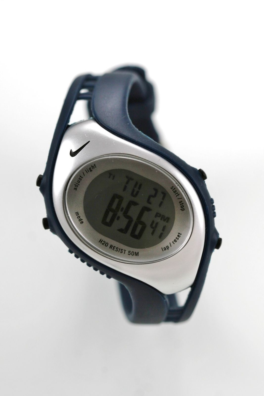 0b1b68757697 Nike Triax Watch Unisex WK0006 Blue Rubber and 50 similar items