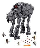 Star Wars Series First Order Heavy Assault Walker Building Block Bricks  - $85.00