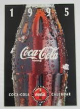 Coca-Cola 1995 Calendar - New Free Shipping - $10.15