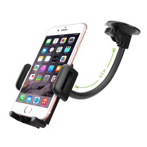 Windshield Gooseneck Bendable Suction Phone holder Lg Stylus 2, Stylus 3 - $18.69