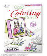 Copic Coloring Guide Level 4 Final Details: Bonus CD Included! - $13.46
