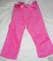 The CHILDRENS PLACE PINK GLITTER PANT STRETCH Size-24 M NEW - $8.19