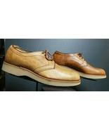 *NOS* Men's Alden Foot Balance CDI Butternut Brown Leather Oxford Sz. 8.... - $141.55