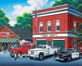 Springbok Puzzles - Coca-Cola Our Heroes - 1000 Piece Jigsaw Puzzle - Large 24 I - $32.42