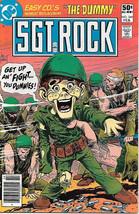 Sgt. Rock Comic Book #349, DC Comics 1981 VERY FINE/NEAR MINT - $11.64