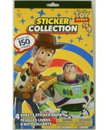 Peachtree Playthings Toy Story 4 Sticker Collection - 4 Sheet Sticker Book - $5.93