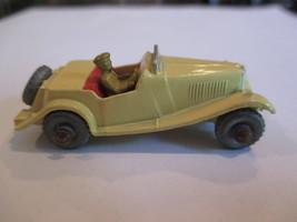 Matchbox - Lesney - Moko, No.19 MG TD Sports Car from 1956 - $55.00