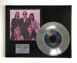 "Elton John Band - Philadelphia Freedom Ltd Edition Platinum 45 Display ""M4"" - $85.45"