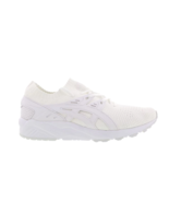 ASICS Gel Kayano Men's Running Shoes, Knit Style, Size 10.5M, White/White - $87.11
