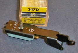 EV 247D CARTRIDGE NEEDLE for Zenith 142-126 Zenith 142-127 142-136 142-137 image 2