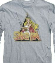 She-Ra Princess of Power Retro 80's Cartoon long sleeve graphic t-shirt DRM102C image 3