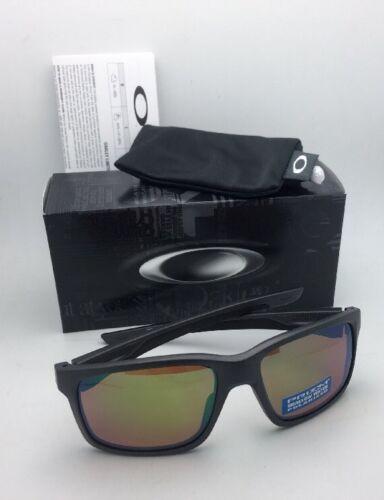 Polarizados Gafas de Sol Oakley Mainlink Oo9264-20 Marco Acero con / Prizm Poco