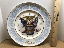 Avon Freedom Plate - $30.00