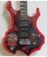 Slipknot Autographed Guitar - $1,150.00