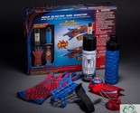 Figure Toys Amazing Spiderman Brinquedos Spinning Spray Web Shooter