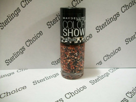Maybelline Color Show Polka Dots Nail Polish #65 Dotty - $5.97
