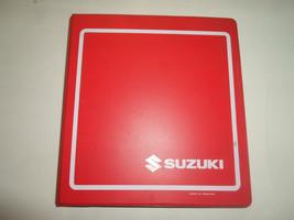 1997 98 1999 Suzuki GSF1200S Service Manual Binder Minor Stains Wear Factory Oem - $45.10