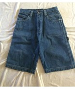 Fubu The Collection Carpenter Shorts Size 14 Waist 30 - $9.89