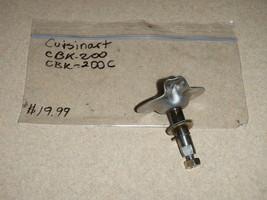 Cuisinart Bread Maker Machine Rotary Drive Coupler for Models CBK-200 CB... - $18.69