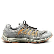 Merrell Wild Dove Womens Gray And Melon Athletic Shoes Size 9.5 - $29.99