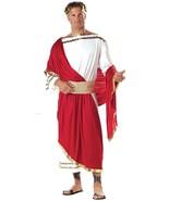 4pc Mens Roman Julius Caesar Toga Greek God Halloween Costume - One Size - $37.39