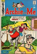 Archie and Me #52 (Oct 1972, Archie) Fine - $8.50