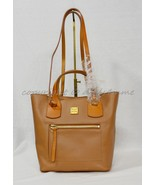 NWT! Dooney & Bourke Raleigh Small Jenny Bag in Saddle Brown Leather - £191.89 GBP