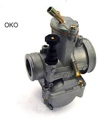 OKO D Slide 19 21 24 26 28 30 mm Carburetor Carb 90-100 5 Main Hex Jet s Kit