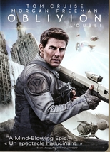 Oblivion DVD Tom Cruise Morgan Freeman Andrea Riseborough - $2.99