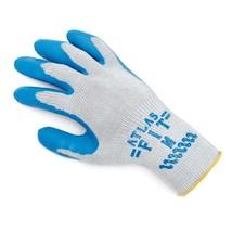 1 Pair Atlas Showa 300 Fit Rubber Coated Work Gloves Industrial Heavy Duty - $8.95+