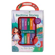 Bedtime Stories My Little Library 12 board books 12 Board & Downloadable... - $18.90