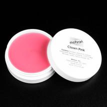 Mehron Clown Pink  Professional Makeup Clown White 2.25 oz  Ships Free USA - $9.85