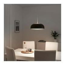 IKEA NYMÅNE Pendant lamp, anthracite, black - $79.20
