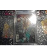 Invincible Iron Man #1 CBCS 9.6 Not CGC MCC Marvel Collector Corps - $30.00
